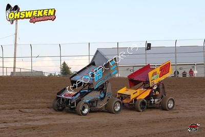 Ohsweken Speedway- June 21st