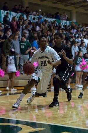 Boys Basketball January 30, 2015