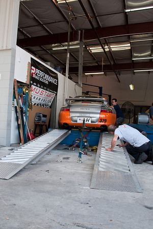 Citrus PCA Dyno day at PRS Sanford