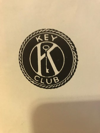 2018 03.12 KC Scrapbook 50 years of Key Club