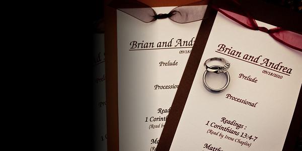 Andrea & Brian's Storybook