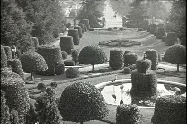 1924, Girl Shy - Beverly Hills Estate