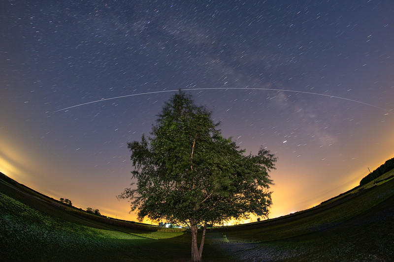 5 Minute ISS Pass