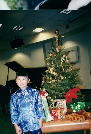 Sydney Piano recital 2001