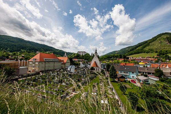 Krakau - Neumarkt - Murau