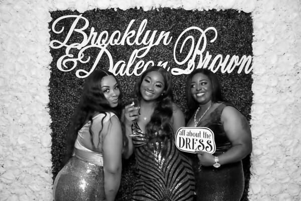 03.27.2021 - Brooklyn & Daleon's Wedding