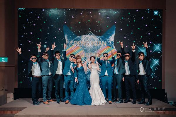 八德彭園 Will & Blue + Yu & Min  - 彭園會館 | 婚禮紀錄 | 婚攝