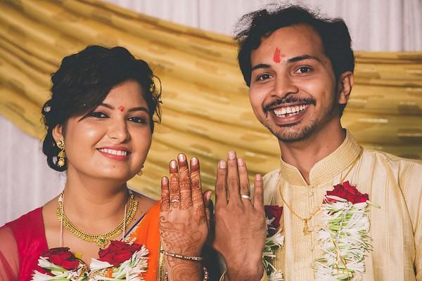 Ankur + Nidhi engagement