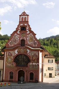 Fussen - Holy Ghost Church