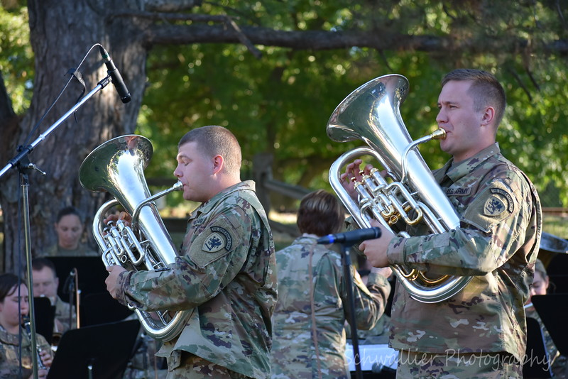 2018 - 126th Army Band Concert at the Zoo - Show Time by Heidi 130.JPG