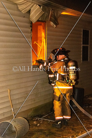 20191206B - Unincorporated Mount Juliet - House Fire