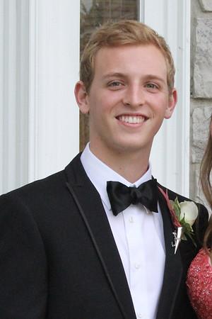 Zach Senior Prom 2014