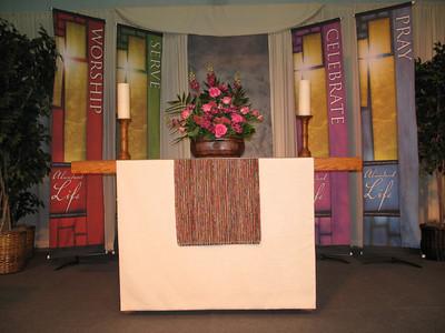 St. John Altar Flowers