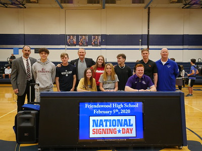 Signing Day - Feb. 5