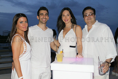 ATLANTIC HOTEL 10TH ANNIVERSARY WHITE PARTY