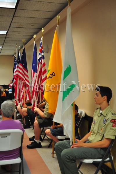 06-14-15 NEWS Elks Flag Day Ceremony