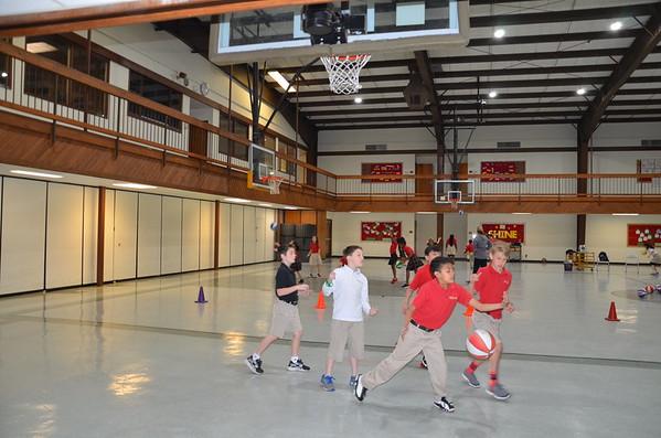 PE at Elementary