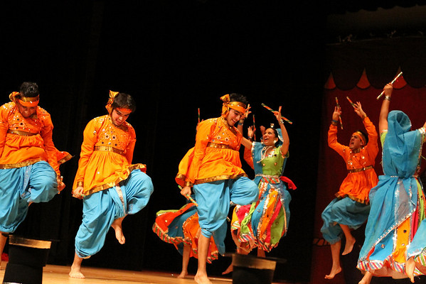 South Asian Showdown 2010