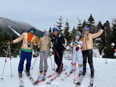 2021 Fat Ski-a-Thon x 3