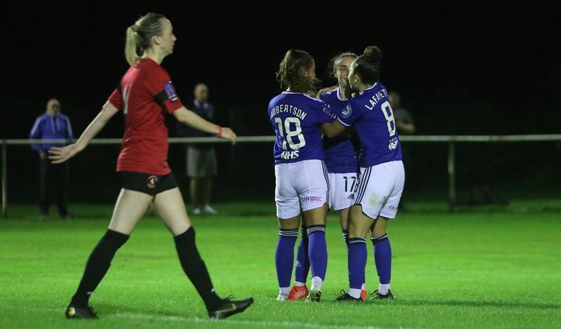 Gillingham vs Ipswich Town Women 240821 (24).JPG