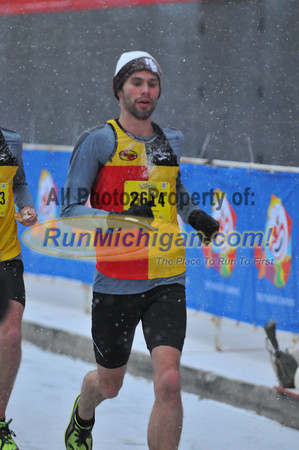 10K Finish, Gallery 1 - 2013 Detroit Turkey Trot