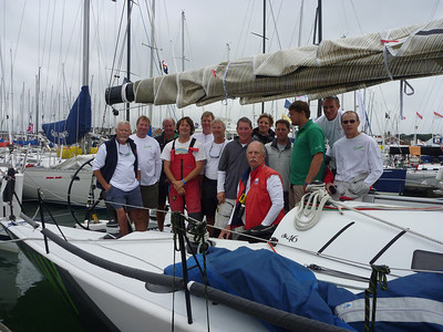 Cowes Week - Day 4