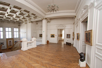 Muzeul Judetean Arges - Interioare
