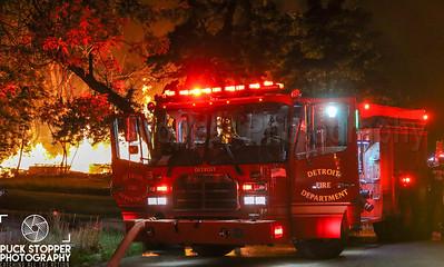 Box Alarm - 12866 Freeland, Detroit, MI - 7/6/18
