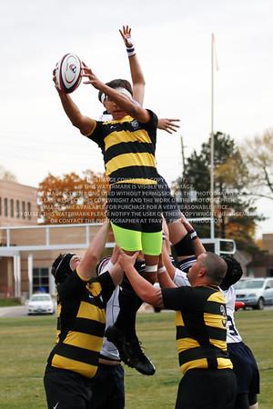 Colorado College Rugby October 20, 2012