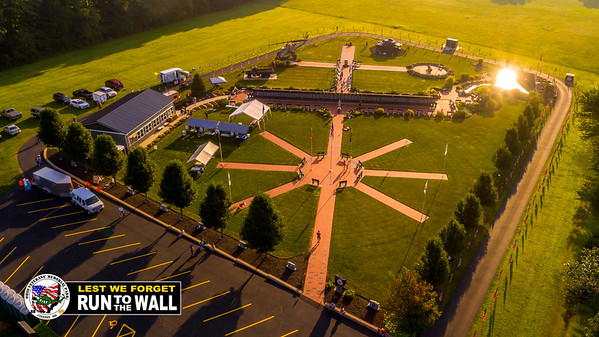 Run to the Wall | Drone