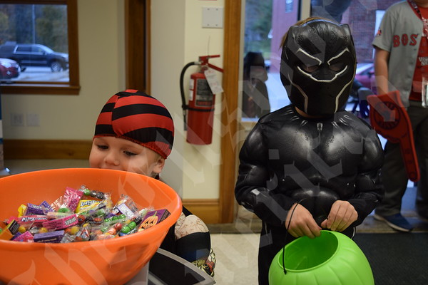 EA Trick-or-treating 2018