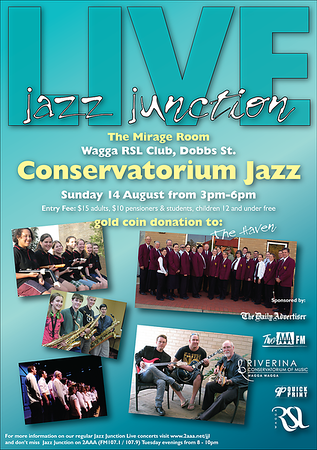 14/8/11 Conservatorium Jazz