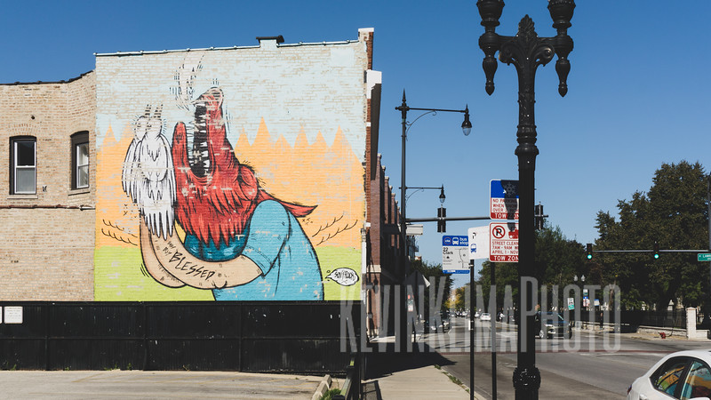 Mural @ Clark and Lawrence