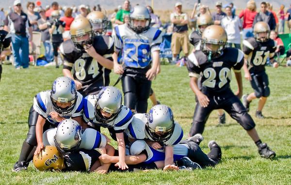 Mustangs Football