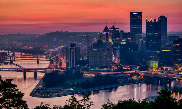 Pittsburgh Vistas