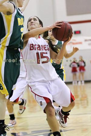 10-11 Girls Boise v Borah