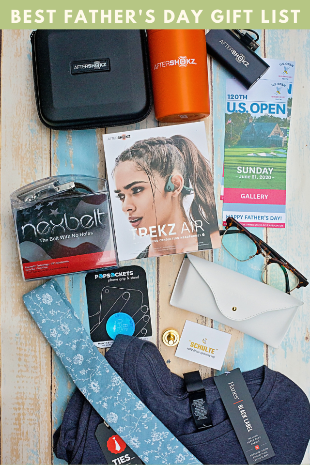 #ad This Father's Day gift list from Babbleboxx and Tamara Camera Blog is the only gift list you'll need in 2019! So many perfect gifts #Gifts4DadBabbleBoxx