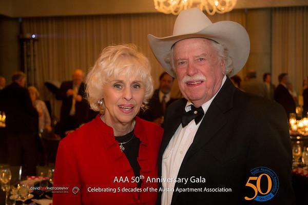 AAA 50th Gala (October 2014)