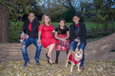 Dr. Landero Family  |  Holiday 2018