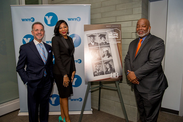 Tell Them We Are Rising Screening at WHYY