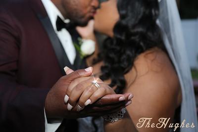Hughes wedding photos