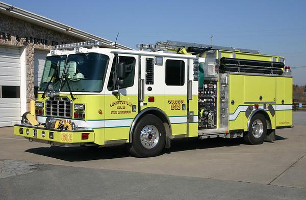 Company 12 - Lovettsville Fire & Rescue