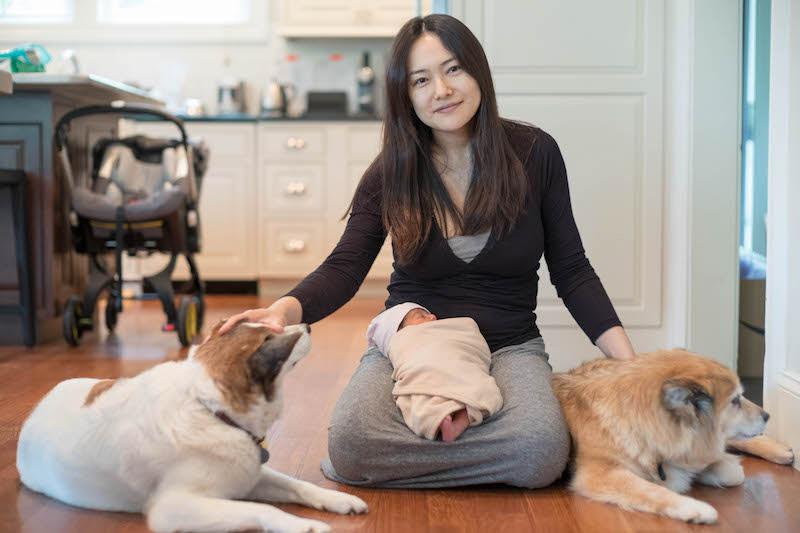 Mizuka, Bo, Pookie and Kio