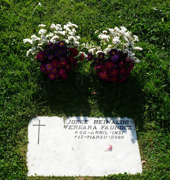 Jorge Vergara RIP