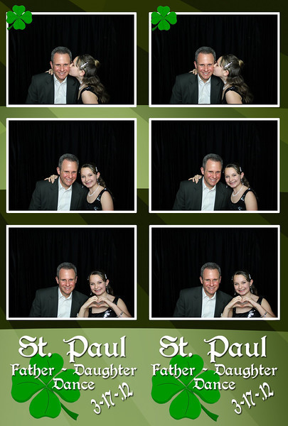 St. Paul Father Daughter Dance 2012
