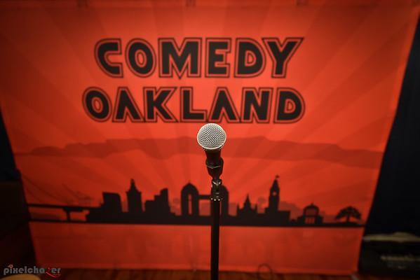Comedy Oakland 2017