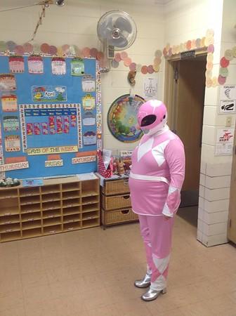 Kindergarten Mystery Guests