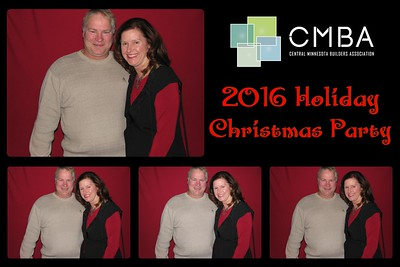 12-15 CMBA Holiday Party