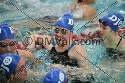 DJO Girls Swim (27 Jan 2018)