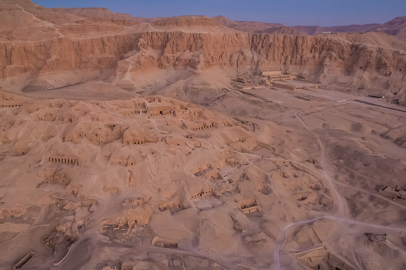 places to visit in Egypt - Valley of the Kings - Lina Stock